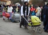 Fotogalerie: Bohutínem prošel masopustní průvod (21)