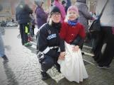 Děti z mateřinek roztančily náměstí ()