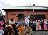 Hornické muzeum oslavilo svůj masopust (83)