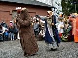 Hornické muzeum oslavilo svůj masopust (54)