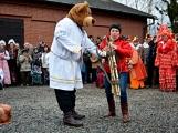 Hornické muzeum oslavilo svůj masopust (63)