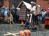Hornické muzeum oslavilo svůj masopust (66)