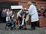 Hornické muzeum oslavilo svůj masopust (10)