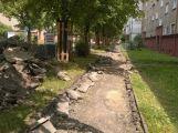 První etapa rekonstrukce 28. října se blíží ke konci, hotovo má být do 3. srpna (4)