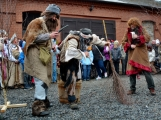 Hornické muzeum oslavilo svůj masopust (43)
