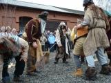 Hornické muzeum oslavilo svůj masopust (81)