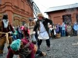 Hornické muzeum oslavilo svůj masopust (82)