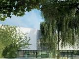 Takto by měla vypadat dobříšská knihovna se spolkovým domem (2)