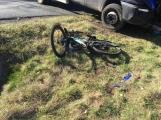 U Felbabky došlo k vážné nehodě, pro zraněného přilétl vrtulník ()