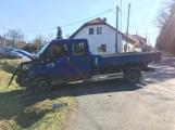 U Felbabky došlo k vážné nehodě, pro zraněného přilétl vrtulník (3)