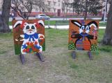 Žáci základních škol vyzdobili náměstí. Jak se vám to líbí? (5)