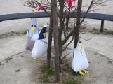 Žáci základních škol vyzdobili náměstí. Jak se vám to líbí? (8)