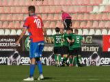 Zelenočerný tým předvedl na stadionu perfektní výkon (1)
