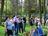 Čarodějnice na Nováku si užily především děti (6)