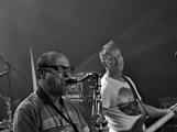 Dvě legendární kapely rozvášnily Březnici (90)