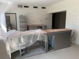 Jak to aktuálně vypadá s rekonstrukcí Junior klubu a výstavbou restaurace na Novém rybníku? (11)