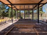 Jak to aktuálně vypadá s rekonstrukcí Junior klubu a výstavbou restaurace na Novém rybníku? (9)
