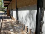 Jak to aktuálně vypadá s rekonstrukcí Junior klubu a výstavbou restaurace na Novém rybníku? (5)