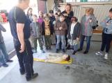 Děti se seznámily s prací hasičů (15)
