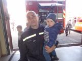 Děti se seznámily s prací hasičů (14)