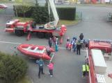 Děti se seznámily s prací hasičů (16)