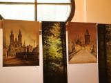 """Pouliční umělci jsou v každém městě, """"poschoďoví"""" jen v Příbrami (8)"""