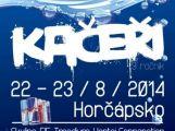 Na festivalu Kačeři se představí přes 20 DJs ()
