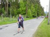 V Obecnici se v sobotu lyžovalo (50)