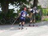 V Obecnici se v sobotu lyžovalo (4)