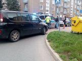 Ulice Bratří Čapků je aktuálně neprůjezdná (1)