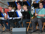 Náměstím zněl swing, rock, ale i krásné české dudy (88)