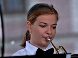 Náměstím zněl swing, rock, ale i krásné české dudy (16)