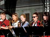 Náměstím zněl swing, rock, ale i krásné české dudy (4)