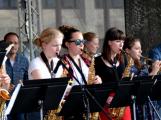 Náměstím zněl swing, rock, ale i krásné české dudy (8)