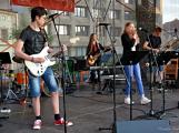 Náměstím zněl swing, rock, ale i krásné české dudy (30)