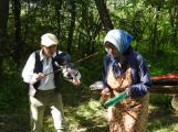 Hrad Vrškamýk obsadili malí loupežníci (20)