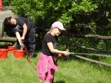 Hrad Vrškamýk obsadili malí loupežníci (16)