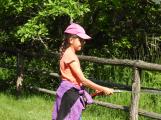 Hrad Vrškamýk obsadili malí loupežníci (1)