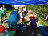 Hrad Vrškamýk obsadili malí loupežníci (4)