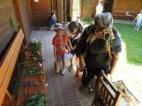 Hrad Vrškamýk obsadili malí loupežníci (12)