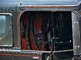 Na nádraží opět zasyčela pára a zasupěla parní lokomotiva (9)