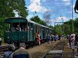 Na nádraží opět zasyčela pára a zasupěla parní lokomotiva (30)