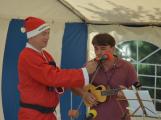 Oslava Vánoc přilákala do Dubence mnoho návštěvníků (3)