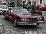 Motorkáři a plechovkáři přejeli českou Route 66 (15)