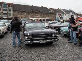 Motorkáři a plechovkáři přejeli českou Route 66 (20)