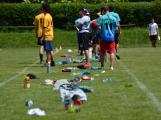 Nad stadionem se objevily létající talíře (1)