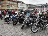 Motorkáři a plechovkáři přejeli českou Route 66 (2)