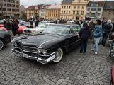 Motorkáři a plechovkáři přejeli českou Route 66 (3)