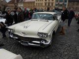 Motorkáři a plechovkáři přejeli českou Route 66 (4)
