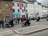Motorkáři a plechovkáři přejeli českou Route 66 (9)